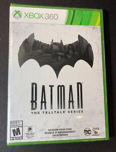 Batman The Telltale Series [ Season Pass Disc ] (XBOX 360) NEW