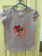 Girls Elephant Embroidered size 3 Shirt Novelty Gift