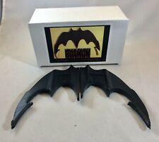 Batman Michael Keaton 1989 Batarang Resin Prop Replica Model Kit