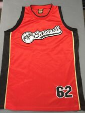 Vintage Vtg Barcardi Rum Basketball Jersey Read Description For Measurements