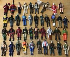 Gi Joe 50 figure lot C