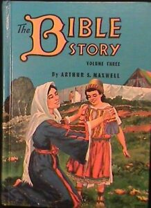 The Bible Story by Arthur S Maxwell Volume 3 Trials and Triumphs  8.5x6