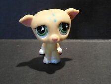 Littlest Pet Shop #875 Greyhound/ Whippet with water drops