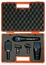 """Sennheiser """"Erste Hilfe"""" Set mit Mikrofonen 1 x E935, 1 x E902, 1 x E906"""