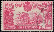 1905.Ed:º262.Quijote.40 cts rosa.PCat:45€