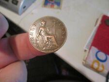 Britain - 1920 Half Penny - King George V