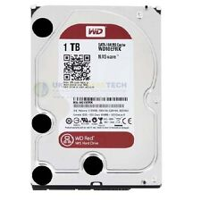 "Western Digital Caviar Red 1TB SATA 6Gb/s di cache 64MB Desktop NAS a 3.5"" HARD DISK"
