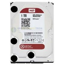 "Western Digital Caviar Red 1TB SATA 6Gb/s 64MB Cache 3.5"" NAS Desktop Hard Drive"