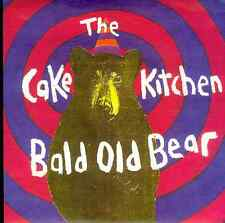 the cake kitchen bald old bear 7""