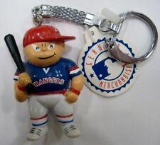 Texas Rangers MLB Baseball Little Brat Key Ring by JF Sports