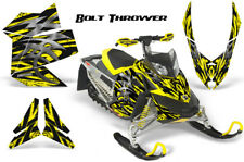 SKI-DOO REV XP SNOWMOBILE SLED GRAPHICS KIT WRAP DECALS CREATORX BTYS
