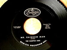 KAMPUS KIDS~MR RAINBOW MAN~NEAR MINT~ENSIGN~LEAVE ME ALONE~~ TEEN 45