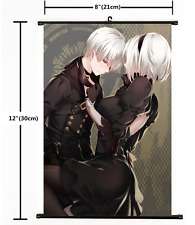 Anime NieR Automata RepliCant Wall Scroll Home Decor cosplay 2156