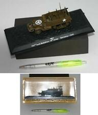 M21 TRUCK 10th US ARMY Germany 1945 Die Cast METAL MODEL Scale 1/72 ALTAYA Rare