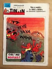 LE JOURNAL DE TINTIN - 855 : 11 mars 1965