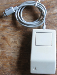 Apple Desktop Bus Mouse ADB G5431 Macintosh SE SE30 II good condition #b