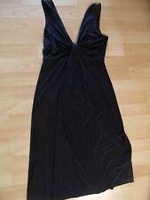 YESSICA pure C&A Jerseykleid Strandkleid schwarz Gr. 34 NEUw.  ZC216