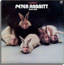 Peter Rabbitt - Roadstar - New 1979 AVI Rock & Roll LP Record!
