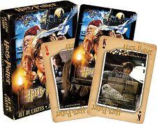 Harry Potter et Sorceror's STONE Lot de 52 cartes à jouer jokers ) ( NM 52415)