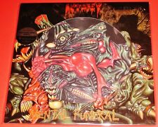 Autopsy: Mental Funeral - Limited Edition Picture Disc LP Vinyl Record 2017 NEW