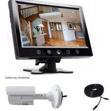 Überwachungskamera und Monitor Überwachungssystem Videoüberwachung  Nachtsicht
