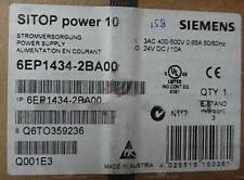 1PC NEW SIEMENS 6EP1434-2BA00 24V/10A Power Supply