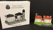 2002 Lefton's Historic American lighthouse Beavertail Light 15103