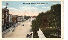 1917 Magnolia St., Looking North in Ocala, FL Florida PC
