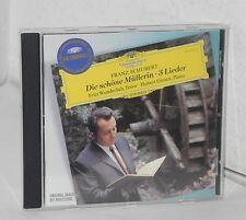 Franz Schubert - Die schöne Müllerin - Fritz Wunderlich - Hubert Geisen