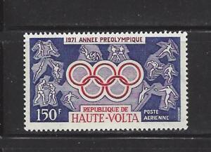 BURKINA FASO - C93 - MNH -1971 - PRE-OLYMPIC YEAR