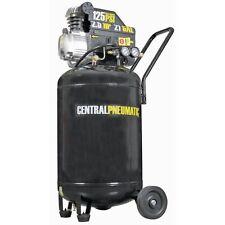 21 Gallon 125 PSI Cast Iron Vertical Air Compressor 2.5 HP M Portable