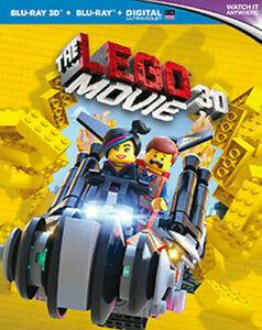 The Lego Movie (Blu-ray & Blu-ray 3D, 2014)
