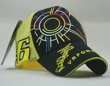 Racing Motogp GP Valentino Rossi Colorful VR46 46 Helmet Baseball Hat Peaked Cap