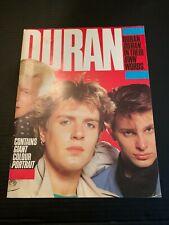 1983 Duran Duran In Their Own Words Magazine