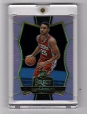 2016-17 Panini Select #141 BEN SIMMONS Prizm Rc REFRACTOR Rookie 01/15 1st Card