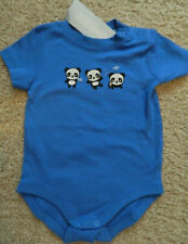NWT 6-12 Months Gymboree SPY GUYS Teal Chest Stripe Polo Style Shirt Top