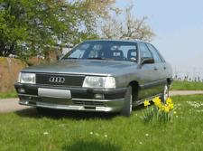 Frontspoiler Spoiler Lippe Ansatz Diffusor für Audi 100 C3 82-90 PP25358