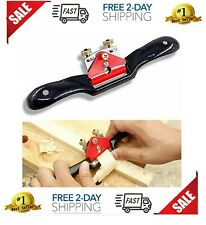 Accessbuy 10'' Adjustable Wood Craft Cutting Edge Spoke Shave Spokeshave For ...