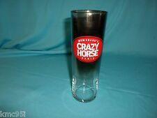 MGM Grand's Crazy Horse Paris Glass Tumbler Drink Lipstick Lips