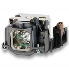 Alda PQ Beamerlampe / Lampada Proiettore per PANASONIC BB3 PT con custodia