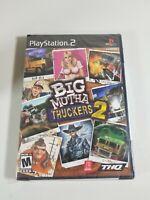Big Mutha Truckers Playstation 2 PS2 Black Label Brand New Factory Sealed NIB