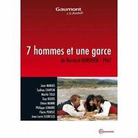 DVD : 7 Hommes et une garce - NEUF