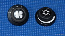VW  Vanagon AC Fan & Climate Control Switch Knobs 84-91