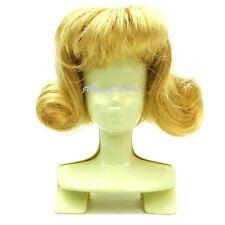 Barbie Spa Getaway Blonde Wig Silkstone Fashion Model New
