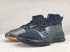 Under Armour Project Rock 1 Black Green Shoes Limited Edition 3020788-002 Sz 11