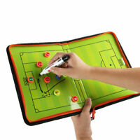 Football /Soccer Coach Magnetic Board Winning Strategy Training - Marker,Magnets