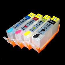 Remplissable Imprimante Recharge CARTOUCHE Continuous Encre Systeme pour hp