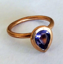 1715 FLEET GOLD AMETHYST RING (REAL 8 COA!) PIRATE GOLD COINS JEWELRY TREASURES