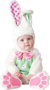 Baby Easter Bunny Costume Toddler Child Infant Rabbit Jumpsuit Halloween