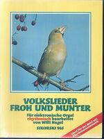 Volkslieder Froh und Munter - WILLI NAGEL